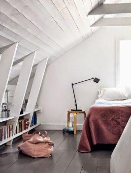 Marsala bedroom